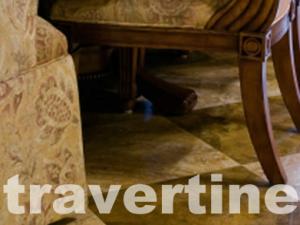 about travertine