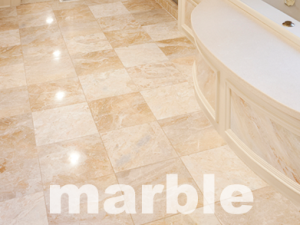 Marble polished