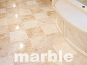 Marble polished