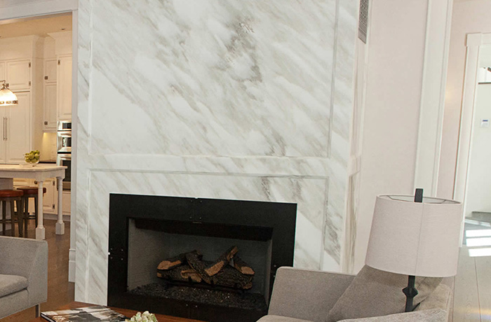 Fireplace Surround Restoration