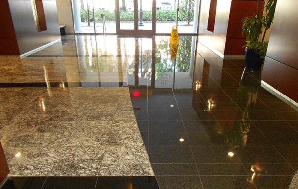Granite Floor Maintenance
