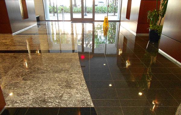 Granite Floor Maintenance