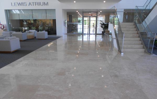 Travertine Floor Maintenance