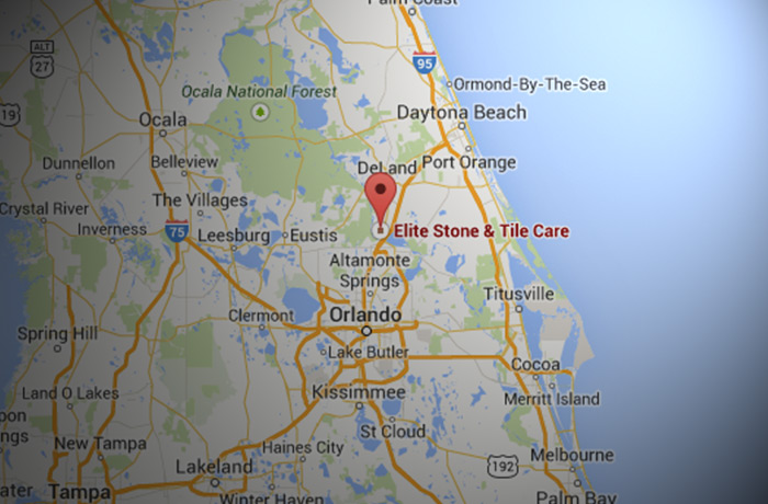 Elite Stone and Tile Care Service Area