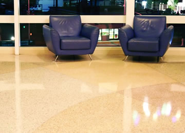 Terrazzo Cleaning Polishing Repair Orlando Daytona