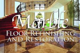 Marble Floor Refinishing and Restoration
