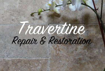 Travertine-Restoration