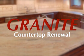 Granite Countertop Renewal