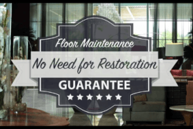 Commercial Stone Floor Maintenance