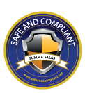 Certified SafeandCompliant.net Company. Click to verify.